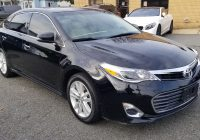 Carfax Used Cars for Sale Under 5000 Luxury 2015 toyota Avalon Xle 3 5l V6 Clean Carfax 1 Owner Under Warranty