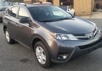 Carfax Used Cars for Sale Under 5000 Unique 2015 toyota Rav4 Le Awd 2 5l 4 Cylinder Clean Carfax 1 Owner Under