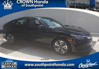 Carfax Used Cars Greensboro Nc New Certified Used 2016 Honda Civic Ex T for Sale In Greensboro Nc
