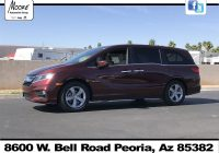 Carfax Used Cars Phoenix Awesome Used 2018 Honda Odyssey Van for Sale In Peoria Az
