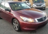 Carfax Used Cars Raleigh Nc Awesome 2010 Honda Accord Ex 2 4l 4 Cylinder Clean Title Clean Carfax