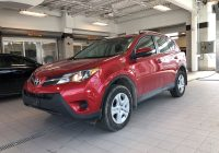 Carfax Used Cars toyota Rav4 Awesome Pre Owned 2015 toyota Rav4 Clean Carfax Local Trade In Kingston