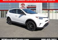 Carfax Used Cars toyota Rav4 Fresh Certified Used 2016 toyota Rav4 Suv Se Super White for Sale