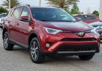 Carfax Used Cars toyota Rav4 New Pre Owned 2018 toyota Rav4 Xle Sport Utility In orlando P