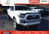 Carfax Used Cars toyota Tacoma Elegant Used 2017 toyota Ta A for Sale at Modern Automotive