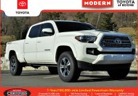 Carfax Used Cars toyota Tacoma Fresh Used 2016 toyota Ta A for Sale Boone Nc
