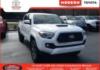Carfax Used Cars toyota Tacoma Fresh Used 2019 toyota Ta A for Sale Winston Salem Nc