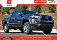 Carfax Used Cars toyota Tacoma Inspirational Used 2017 toyota Ta A for Sale Boone Nc