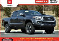 Carfax Used Cars toyota Tacoma Inspirational Used 2018 toyota Ta A for Sale Boone Nc