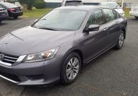 Carfax Used Cars Under 10000 New 2015 Honda Accord Lx 2 4l 4 Cylinder Clean Title Clean Carfax