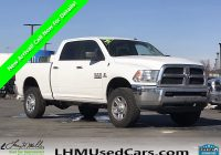Carfax Used Cars Under 2500 Lovely Pre Owned 2018 Ram 2500 Slt Crew Cab Pickup In Sandy B4508