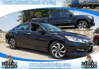Carfax Used Cars Under 5000 Lovely Used 2016 Honda Accord for Sale at David Mcdavid Plano Lincoln