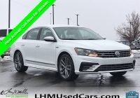 Carfax Used Cars Utah Unique Pre Owned 2017 Volkswagen Passat R Line W fort Pkg 4dr Car In