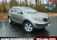 Carfax Used Cars Woodbridge Va Awesome 2013 Kia Sportage Lx for Sale Woodbridge Va