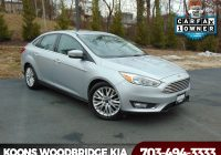 Carfax Used Cars Woodbridge Va Best Of ford Focus for Sale In Woodbridge Va Autotrader