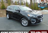 Carfax Used Cars Woodbridge Va Fresh 2016 Kia sorento Lx for Sale Woodbridge Va