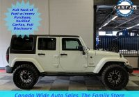 Carfax Used Jeeps Awesome Certified or Used Jeep Wrangler Unlimited for Sale In Edmonton Ab