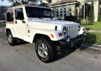 """Carfax Used Jeeps Inspirational Amazing 1998 Jeep Wrangler Sahara """"mint Condition"""" Auto 2 Owner with"""