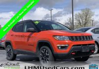 Carfax Used Jeeps Luxury Used 2019 2019 Jeep Pass Trailhawk with Navigation 4wd