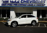 Carfax Vehicles for Sale Fresh Pre Owned 2015 Acura Rdx Fwd 4dr Suv In Pleasanton B
