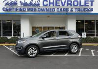 Carfax Vehicles for Sale Inspirational Pre Owned 2016 ford Edge Sel Suv for Sale X