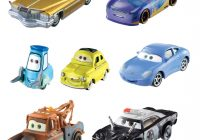 Cars Cars New Disney Cars Pixar Cars Collection 10 Pack toys Games