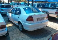 Cars for Sale Around Pretoria Awesome ford Ikon 1 6 Lx 2001