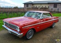 Cars for Sale by Elderly Owners Awesome 1965 ford Falcon Sprint sold – Classic Cars Ltd Pleasanton
