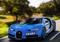 Cars for Sale by Elderly Owners Beautiful Bugatti S New Chiron is Heavy On the Horsepower and as Close