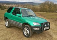 Cars for Sale by Elderly Owners Fresh I Ve Bought A toyota Rav4 is It A Future Classic