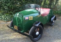 Cars for Sale by Elderly Owners Inspirational the atco Car – A Rare Piece Of British Motoring History – atco