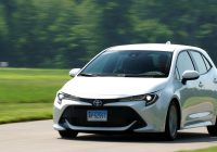 Cars for Sale by Elderly Owners New 2019 toyota Corolla Hatchback Delivers Driving Fun