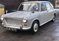 Cars for Sale by Elderly Owners New Ebay Barn Find 1966 Austin 1100 Red Leather 1 Owner