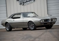 Cars for Sale by Gas Monkey Garage New First and Second Firebird Pontiacs Built Restored and Ready for