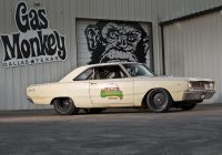 Cars for Sale by Gas Monkey Garage New Revealed How Gas Monkey S 67 Dart Beat Roadkill Hot Rod Network