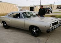 Cars for Sale by Gas Monkey Garage Unique Gas Monkey Scores A 1968 Coronet Youtube