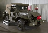 Cars for Sale by Military Owner Best Of Could This Dodge Wc57 Mand Car Have Been Patton S