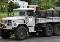 Cars for Sale by Military Owner New 1970 M35 Deuce and A Half 6×6 Will Redefine Your Idea Of Rugged