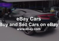 Cars for Sale by Private Owners On Ebay Lovely Ebay Cars and Sell Cars On Ebay