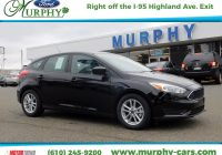 Cars for Sale by the Owner In Delaware Inspirational New 2018 ford Focus Se Hatchback In Delaware County Pa
