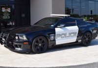 Cars for Sale by the Police Awesome 2005 Z Movie Car Transformers Barricade Saleen Mustang
