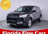 Cars for Sale Near Me Aa Beautiful Used 2014 ford Escape Se Suv for Sale In Hollywood Fl