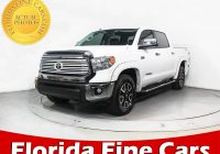 Cars for Sale Near Me Aa Best Of Used 2016 toyota Tundra Limited Crewmax 4×4 Truck for Sale In
