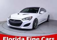 Cars for Sale Near Me Aa Fresh Used 2013 Hyundai Genesis Coupe Coupe for Sale In Miami Fl