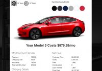 Cars for Sale Near Me Monthly Payments Inspirational Tesla Model 3 Monthly Payment after Tax Fees Insurance and