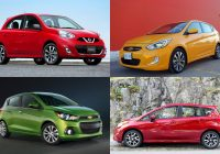 Cars for Sale Under 10000 Edmonton Beautiful the 10 Most Affordable New Cars In Canada