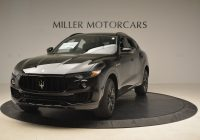 Cars for Sale Under 10000 In Ct Inspirational 2018 Maserati Levante Q4 Nerissimo Stock M2107 for Sale Near