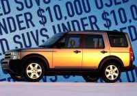 Cars for Sale Under 10000 with Low Miles Inspirational Best Used Suvs Under $10 000