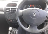 Cars Sale Bournemouth Awesome Used Renault Clio 1 4 16v Dynamique 5dr 5 Doors Hatchback for Sale