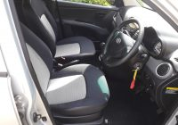 Cars Sale Bournemouth Fresh Used Hyundai I10 1 2 Classic 5dr 5 Doors Hatchback for Sale In